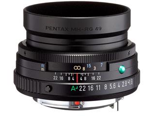 見たままの自然な遠近感を演出する43mm単焦点レンズ PENTAX ペンタックス HD PENTAX-FA ブラック 高額売筋 Limited 43mmF1.9 新着 単焦点レンズ