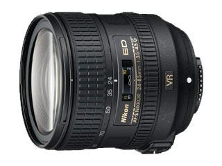 Nikon/ニコン AF-S NIKKOR 24-85mm f/3.5-4.5G ED VR
