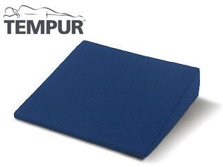 【正規品/メーカー保証付】 TEMPUR/テンピュール シートウェッジ ダークブルー