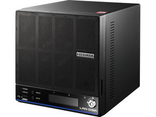 I・O DATA アイ・オー・データ WD Red 2基 拡張ボリューム採用 高信頼2ドライブビジネスNAS 6TB HDL2-H6/TM5