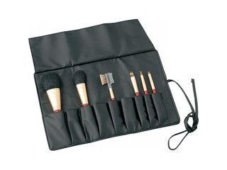 ZENITH/ゼニス 熊野化粧筆セット 筆の心 ブラシ専用ケース付き/KFi-R156