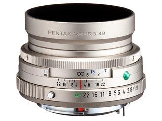 見たままの自然な遠近感を演出する43mm単焦点レンズ PENTAX ペンタックス HD PENTAX-FA 単焦点レンズ 休み シルバー Limited 感謝価格 43mmF1.9