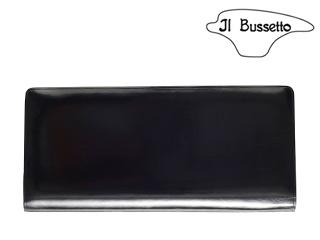 Il Bussetto/イルブセット Long Wallet/長財布 【ブラック】 長財布 ウォレット 革小物 本革 タリアレザー ギフト プレゼント