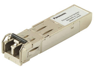 パナソニックLSネットワークス 1000BASE-SX SFP Module(i) モジュール PN54022