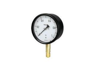 NAGANO/長野計器 密閉形圧力計 A枠立型 Φ100 最小目盛0.100 BE10-131-4.0MP