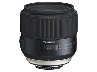 TAMRON/タムロン SP 35mm F/1.8 Di VC USD (Model F012) ニコン用 F012N