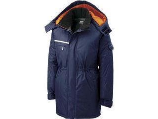 XEBEC/ジーベック 581581防水防寒コート 紺 LLサイズ 581-10-LL