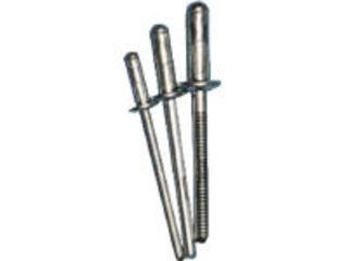 POP/ポップリベット・ファスナー 高圧着HRリベット(オール鉄)φ4.8、SD64HR (1000本入)