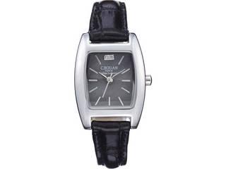 セ・ルーアン セ・ルーアン レディス腕時計 ブラック  CRTK−100BL
