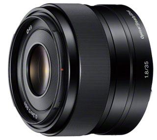 【納期にお時間がかかる場合がございます】 SONY/ソニー SEL35F18 E 35mm F1.8 OSS デジタル一眼カメラ「α」Eマウント用レンズ