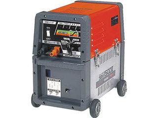 【組立・輸送等の都合で納期に1週間以上かかります】 YAMABIKO/やまびこ 【代引不可】shindaiwa バッテリー溶接機 130A SBW130D