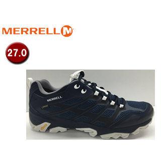 MERRELL/メレル ■M598189 モアブエフエスティゴアテックス 【JP27.0/US9】 (Navy/White)