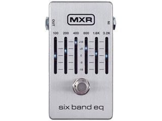 Jim Dunlop/ジム ダンロップ MXR M-109S  Six Band Graphic EQ エフェクター