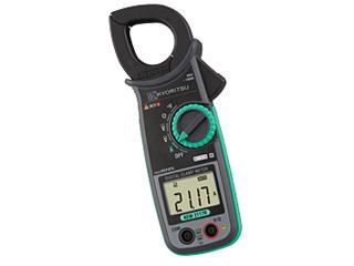 KYORITSU/共立電気計器 2117R 交流電流測定用クランプメータ キュースナップ