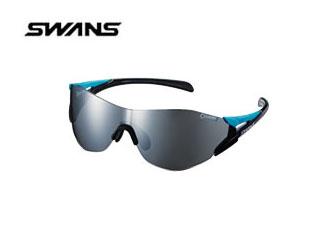 SWANS/スワンズ SOUPRO-C-3101(BLBK) SOU PRO-C (フレーム:ライトブルー×ブラック/レンズ:シルバーミラー×スモーク)