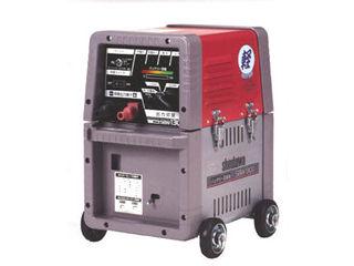 【組立・輸送等の都合で納期に1週間以上かかります】 YAMABIKO/やまびこ 【代引不可】shindaiwa バッテリー溶接機 130Aメンテナンスフリー SBW130D-MF