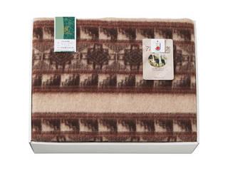 モンブラン モンブラン アルパカ毛布(毛羽部分)   4242502