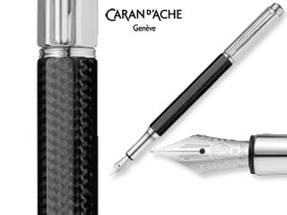 CARAN dACHE/カランダッシュ 【Varius/バリアス】カーボン3000 万年筆 M 4490-017
