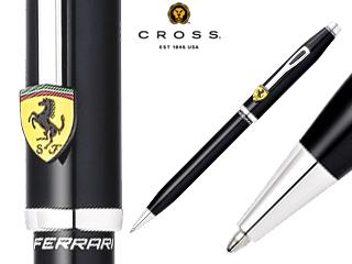 CROSS/クロス ボールペン■センチュリー フォー スクーデリア・フェラーリ【グロッシーブラック】