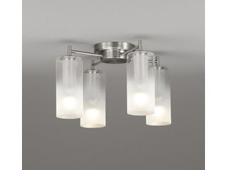 ODELIC/オーデリック OC257114BC LEDシャンデリア 4灯【Bluetooth 調光・調色】※リモコン別売
