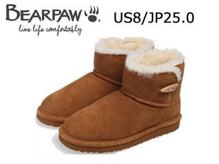 Bear paw/ベアパウ CI4BT002W ムートンブーツ Jonnie (Hickory) 【US8/JP25.0】【日本正規品】