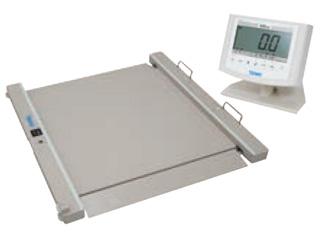 バリアフリー体重計 SMOOZER DP-7500PW-S