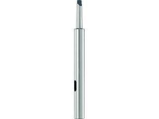 TRUSCO/トラスコ中山 ドリルソケット焼入研磨品 ロング MT2XMT2 首下300mm TDCL-22-300