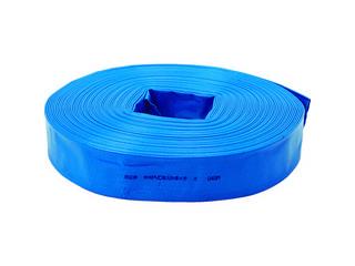 TRUSCO/トラスコ中山 PVC送排水用ホース 50mm×100m TPVCH-50-100