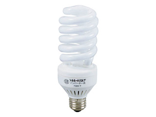 NICHIDO 日動工業 蛍光灯交換球 ランキングTOP10 トルネードバルブ F32W-T 100V 32W 与え