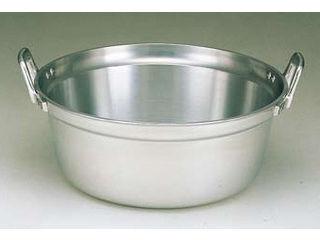 hokua/北陸アルミニウム アルミ長生料理鍋 42cm