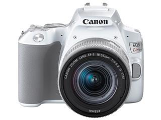 キヤノン デジタルカメラ EOS Kiss X10ホワイト・EF-S18-55 IS STM レンズキット