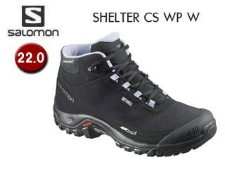 SALOMON/サロモン L37687300 SHELTER CS WP W ウィンターシューズ ウィメンズ 【22.0】