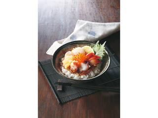 7種の具材を使った海鮮松前漬(23食)