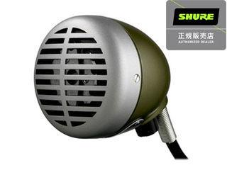 【nightsale】 SHURE/シュアー 【正規品】 ダイナミックマイクロフォン 520DX 【RPS160228】