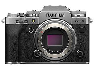 FUJIFILM/フジフイルム F X-T4-S(シルバー) FUJIFILM X-T4 ボディ ミラーレスデジタルカメラ