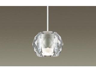 Panasonic/パナソニック LGB10443LE1 LED小型ペンダント ガラス透明 【電球色】【直付吊下型】