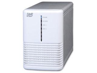 ラトックシステム USB3.0 RAIDケース (HDD2台用) ホワイトシルバー RS-EC32-U3RWSX