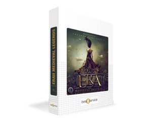 BEST SERVICE ERA II MEDIEVAL LEGENDS / BOX (エラ2・メディエイバル・レジェンズ / BOX) 【ERA2ML】