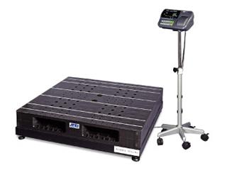 A&D/エー・アンド・デイ 【代引不可】パレット一体型デジタル台はかり検定付き SN1200KK