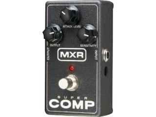 Jim Dunlop/ジム ダンロップ MXR M-132 SUPER COMP コンプレッサー