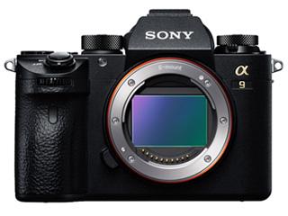 SONY/ソニー 【納期未定】ILCE-9 デジタル一眼カメラ α9 ボディ アルファ