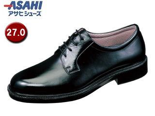 ASAHI/アサヒシューズ AM31231 TK31-23 通勤快足 メンズ・ビジネスシューズ 【27.0cm・4E】 (ブラック)