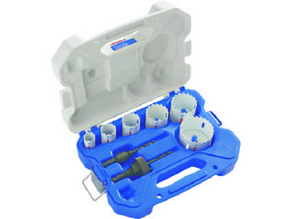 アメリカンソー&マニュファクチャリング LENOX 超硬チップホールソーセット 電気設備用 600CTL 30295600CTL AMERICAN SAW&MFG