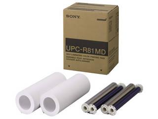 SONY/ソニー ラミネートカラープリントパック レターサイズ UPC-R81MD