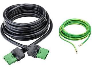 シュナイダーエレクトリック(APC) APC Smart-UPS SRT 15ft Extension Cable for 72VDC External Battery Packs 1500VA UPS SRT009