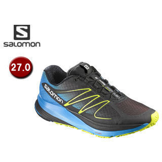 SALOMON/サロモン L37640200 SENSE PROPULSE 【27.0】 (BLACK/METHYL BLUE/GECKO GREEN)