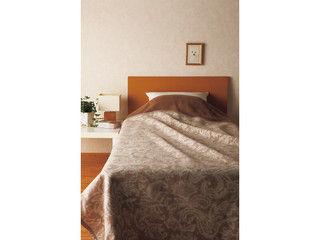 SUGIMOTO/杉本産商 大阪泉州の毛布 キャメル毛布(毛羽部分)/SNC-254