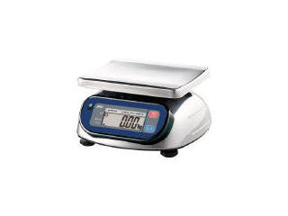 A&D/エー・アンド・デイ 防塵防水デジタルはかり(検定付) SK1000IWP1