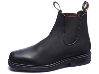Blundstone/ブランドストーン ドレスブーツ CLASSICS ユニセックス UK3/22.5-23.0cm相当 (ボルタンブラック) BS063089