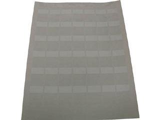 Panduit/パンドウイットコーポレーション レーザープリンタ用セルフラミネートラベル白 1組(箱)=500枚 S100X225YAJ-D